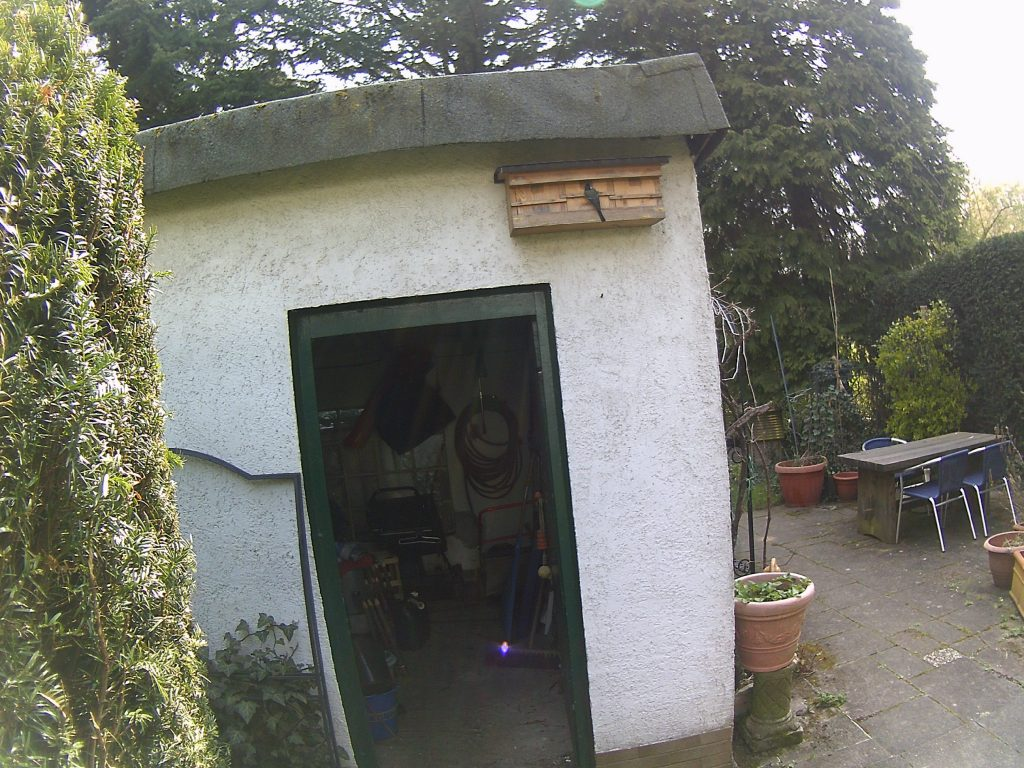 Mehrfamilienhaus wurde bezogen